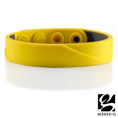 MASSA-G【ARC Solo-Mustard】 鍺鈦手環