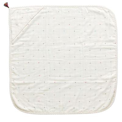 【BOBO】波希米亞民族圖騰六層紗布包巾