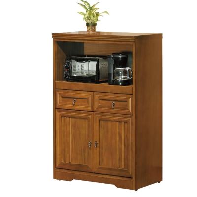 品家居楓之谷4尺實木餐櫃-81-x42x122cm-免組