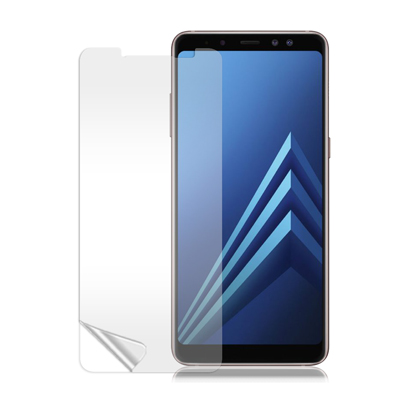 Monia Samsung Galaxy A8+ (2018) 高透光亮面耐磨保...