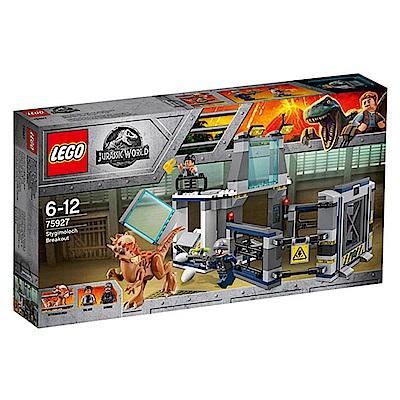 LEGO樂高 電影主題系列 侏儸紀世界 75927 冥河龍逃脫