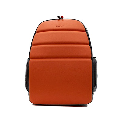 FEDON 1919 Ninja 輕便15吋兩側雙袋防水電腦背包-橘