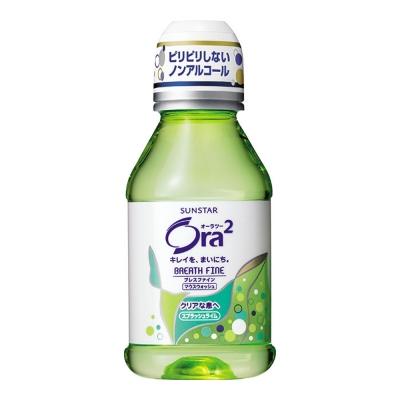 Ora2 淨澈氣息漱口水-青檸口味 80ml