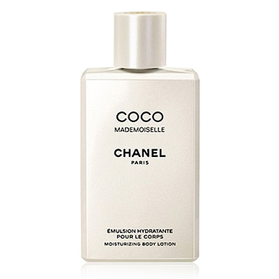 (NG品) CHANEL 香奈兒 摩登COCO輕盈保濕身體乳液 200ml