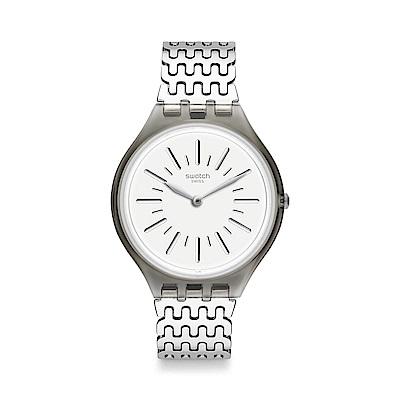 Swatch SKIN超薄系列 SKINPARURE 超薄首飾手錶