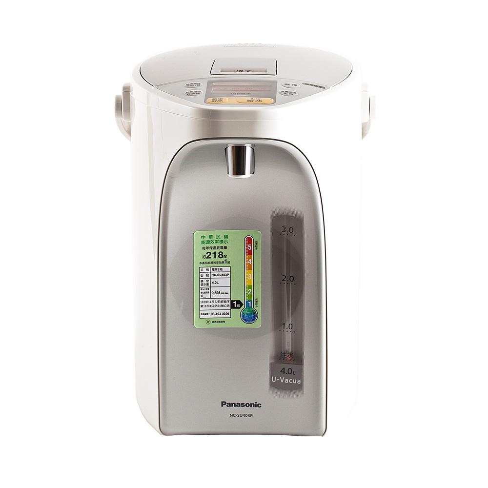 Panasonic 國際牌 4公升真空斷熱熱水瓶 NC-SU403P