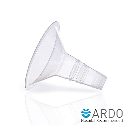 ARDO安朵 瑞士吸乳器配件嵌入式22mm吸乳罩杯