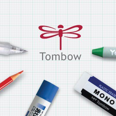 TOMBOW 蜻蜓 - 日本創意生活文具