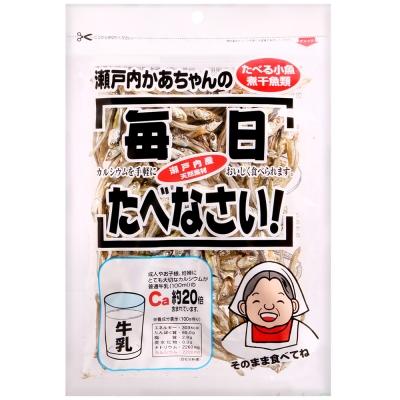 Seto-Queen 媽媽小沙丁魚乾 (60g)