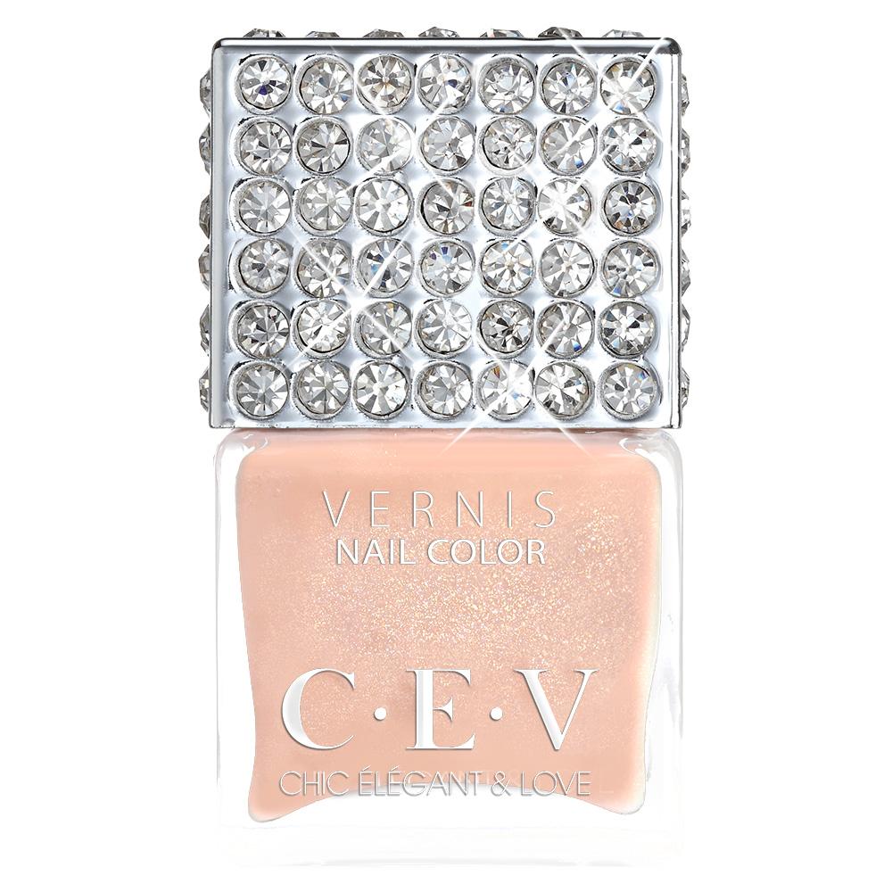 CEV超釉光極緻指彩- 502 第一支舞 指甲油 15mL
