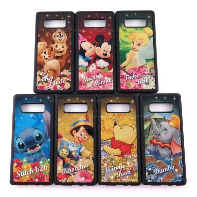 Disney迪士尼 三星 Galaxy Note8防手滑保護殼_星光經典