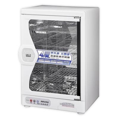 SANLUX台灣三洋85L四層微電腦定時烘碗機 SSK-85SUD