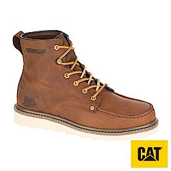 CAT GLENROCK MID 時尚潮流系列男靴-咖啡(721574)