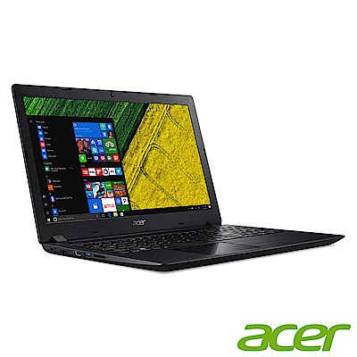 acer A315-53G-5828 15.6吋筆電(i5-8250U/4G/1TB/黑