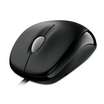 微軟 Microsoft 光學精靈鯊滑鼠 500(黑)