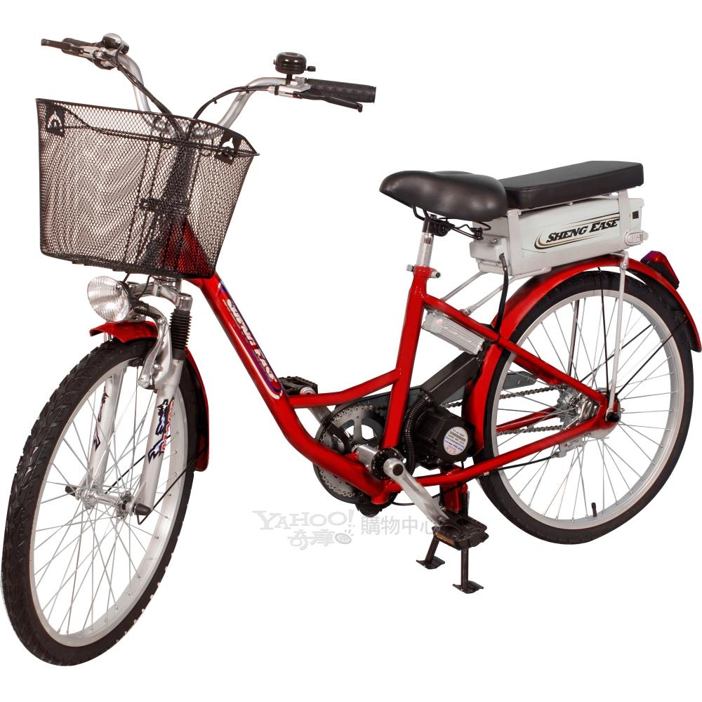 勝一EV24S電動輔助自行車