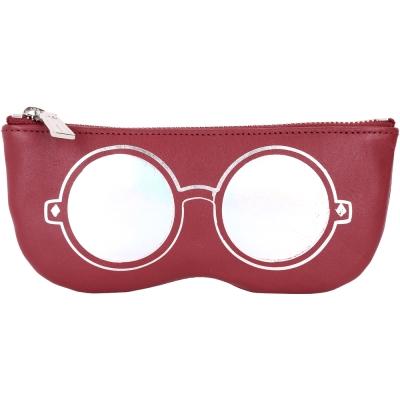 Rebecca Minkoff Mirrored Sunnies 眼鏡造型萬用包(紅色)