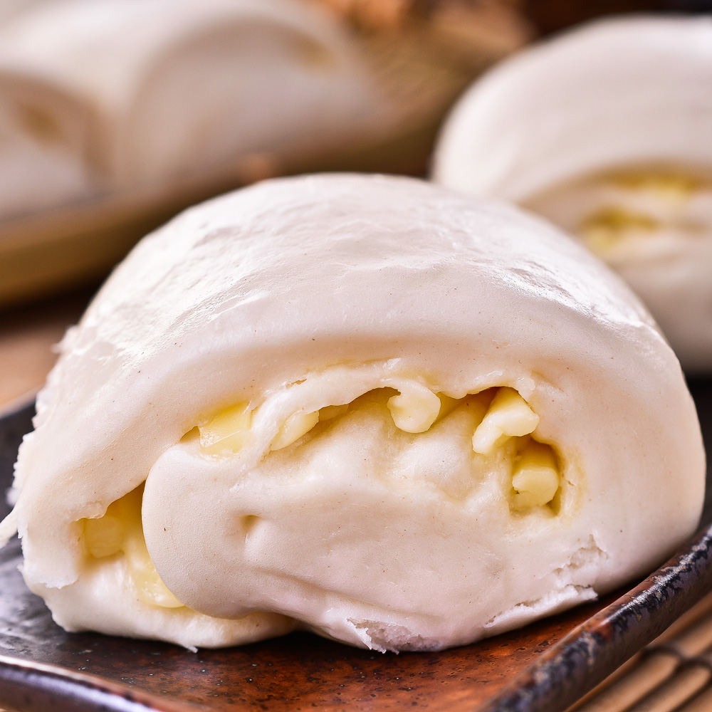飛牛牧場 特濃乳酪饅頭 4包 (390g/包)