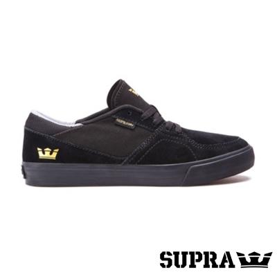 SUPRA Melrose系列男鞋-黑