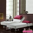 瑞士SUPERBA-Rigi線控乳膠電動床-雙人加大6.6尺
