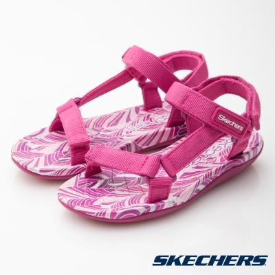 SKECHERS (童) 女童系列 LIL TRAVELERS-86788LHPK