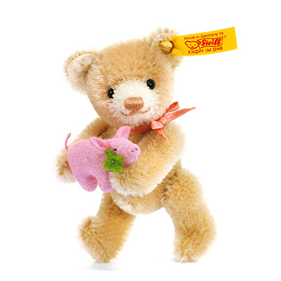 STEIFF金耳釦泰迪熊 - Mini Teddy Bear Lucky Charm