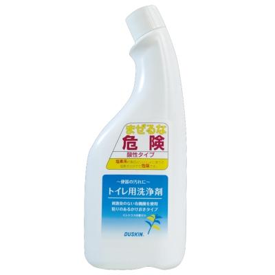 日本DUSKIN 馬桶清潔劑(650mlx2瓶)