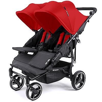 【麗嬰房】BABY MONSTER 歐式輕巧型雙人推車 EASY TWIN 3S(共3色)