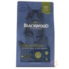 BLACKWOOD柏萊富-特調成貓低卡保健配方(雞肉+米)13.23磅