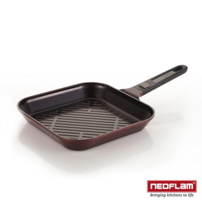 韓國NEOFLAM MyPan系列 28cm陶瓷不沾方型烤盤