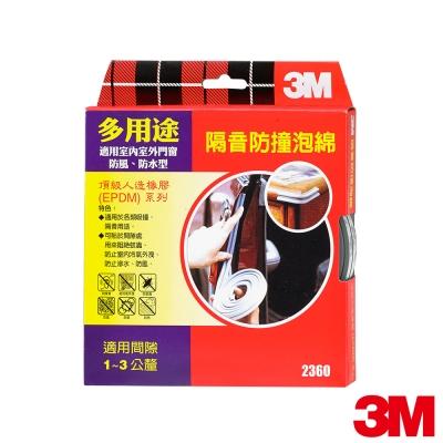 3M 多用途隔音防撞泡棉(1-3mm)