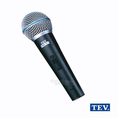 台灣電音TEV PRO-II 專業動圈式有線麥克風