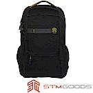 澳洲STM Trilogy 輕盈大容量15吋後背包 - 黑