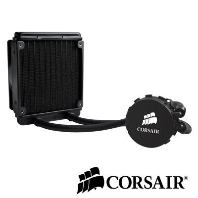 CORSAIR海盜船 H55 CPU水冷散熱器