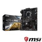 MSI微星  H270-A PRO  主機板