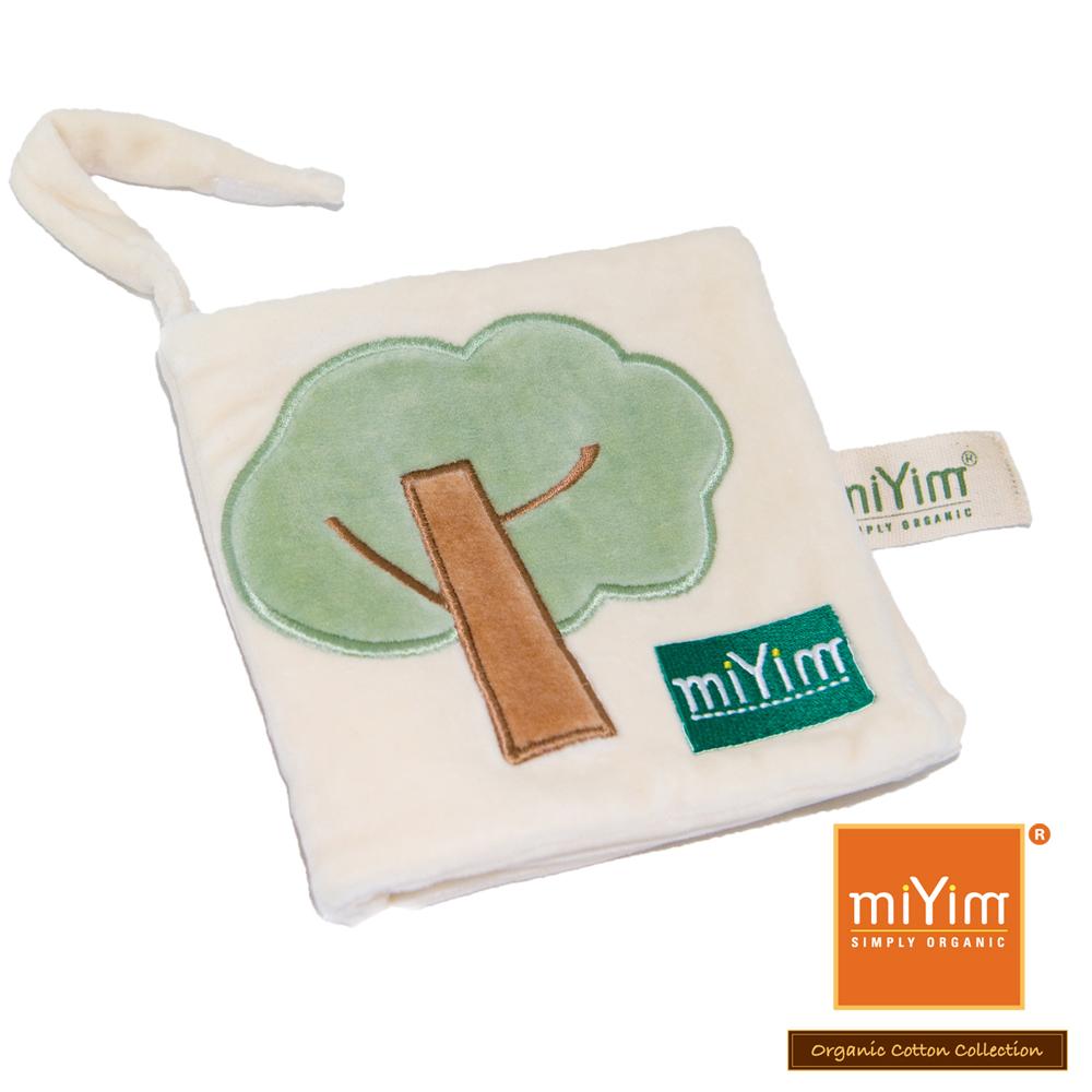 美國miYim有機棉 布書