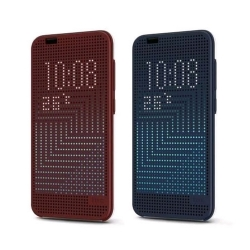 HTC HC M272 原廠炫彩透背保護套-A9專用