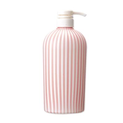 【MARNA】個性化條紋補充瓶(粉)