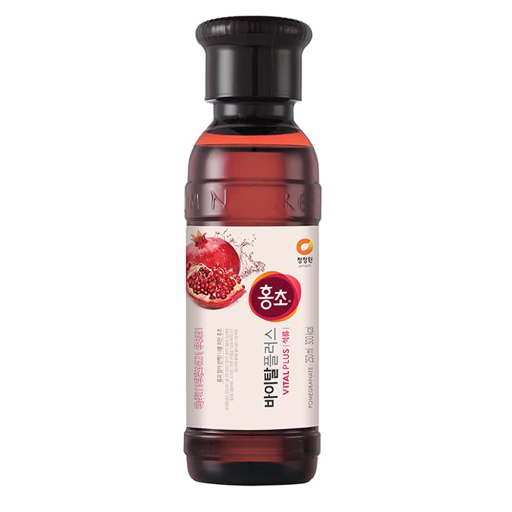 清淨園HONG CHO 石榴紅醋(250ml)