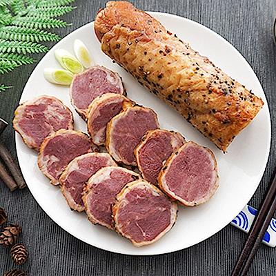 馬姐漁舖 櫻桃鴨肉卷-2條(400g±10%/條)