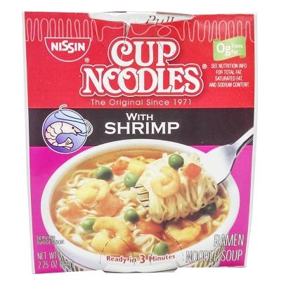 美國日清NISSIN 海鮮杯麵 (64g)
