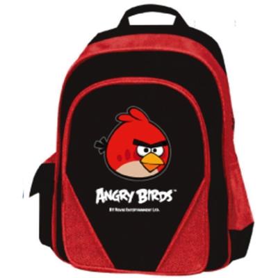 【Angry Birds 憤怒鳥】反光護脊後背包(AB4633B2)