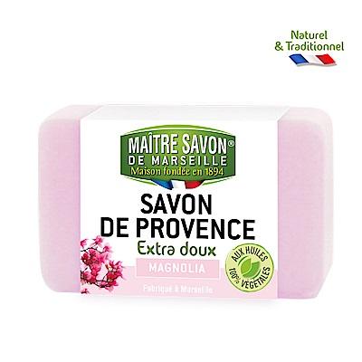 法國玫翠思 普羅旺斯植物皂100g 木蘭花