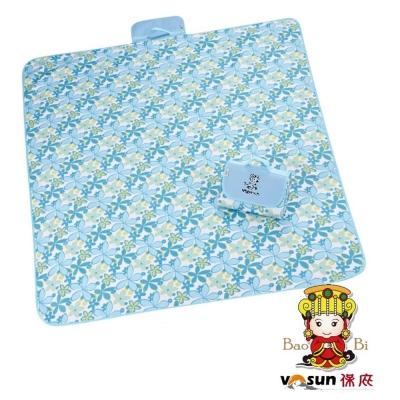 【VOSUN】環保防水防潮野餐墊 XL (媽祖限量 200x145cm)_百合花開