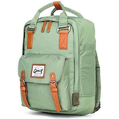 GMT挪威潮流品牌 簡約休閒後背包(多色可選)