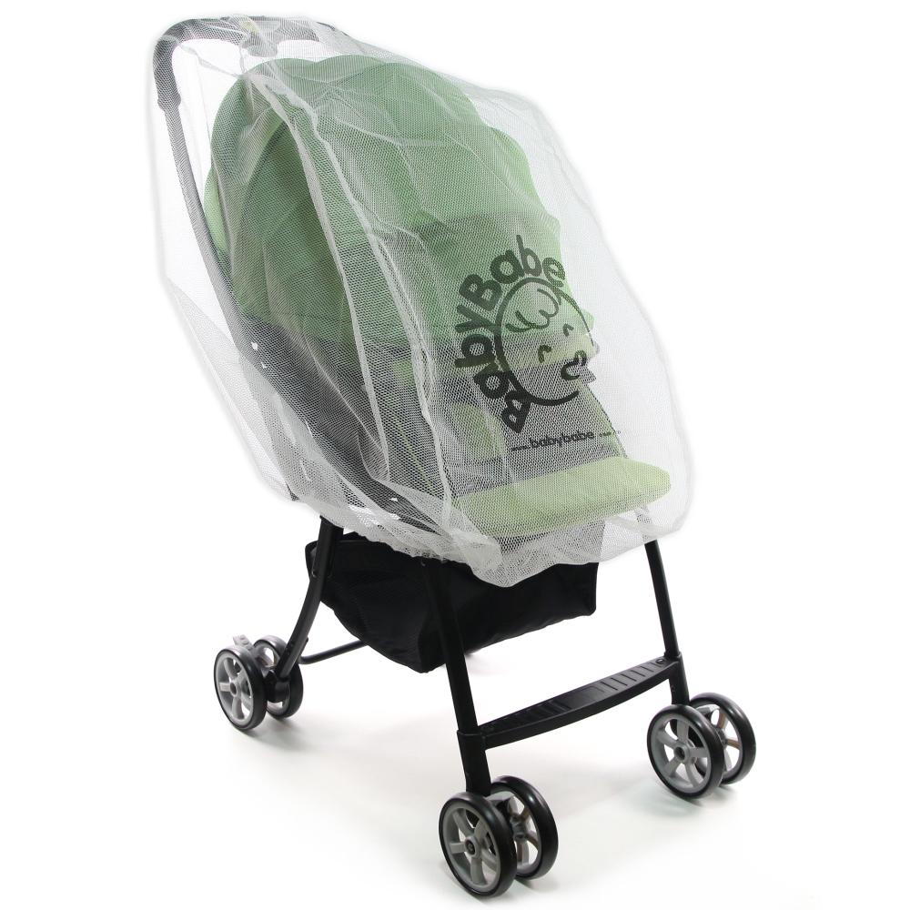 Babybabe 嬰兒手推車加大蚊帳