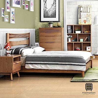 漢妮Hampton繆里爾系列5尺實木床架