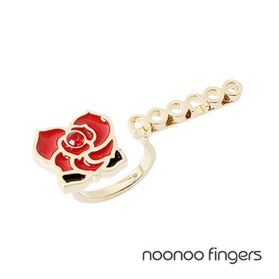 Noonoo Fingers Queen Rose 皇后玫瑰Noonoo戒指