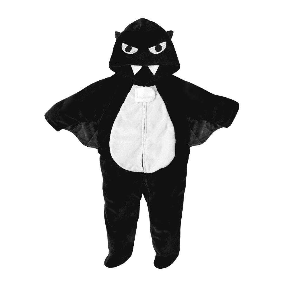 baby童衣 水晶絨動物造型連身衣 60148 product image 1