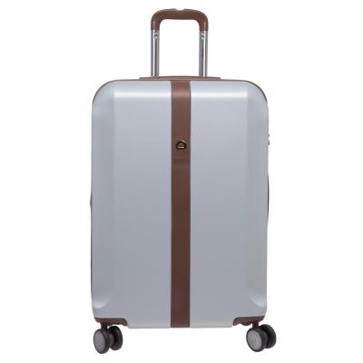 DELSEY法國大使 PROMENADE HARD -25吋行李箱-銀灰
